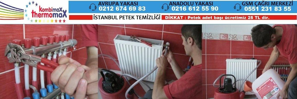 Istanbul Petek Temizligi Kombi Petek Temizleme 25 Tl